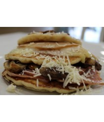 Meat lovers Pancake